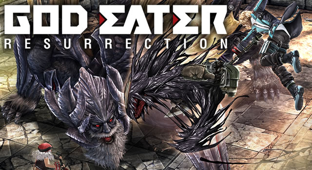 god eater resurrection art
