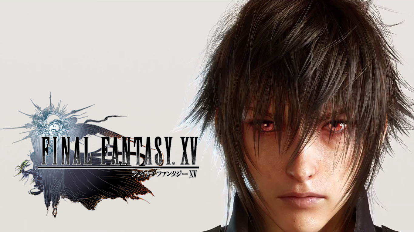 51b7a684 Final Fantasy XV Noctis Red Eyes