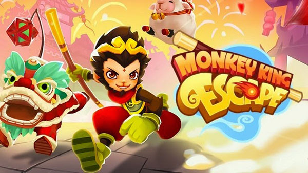 Monkey King Escape 1