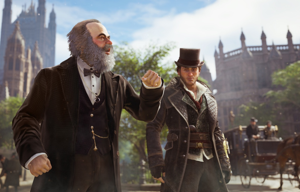 1008x646 jacob fait connaissance karl marx assassin creed syndicate