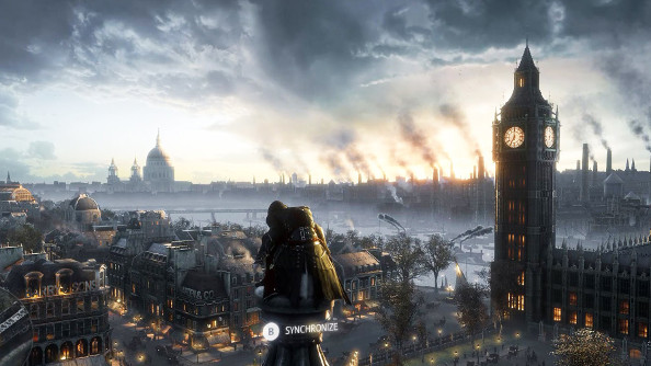 assassins creed syndicate london cover