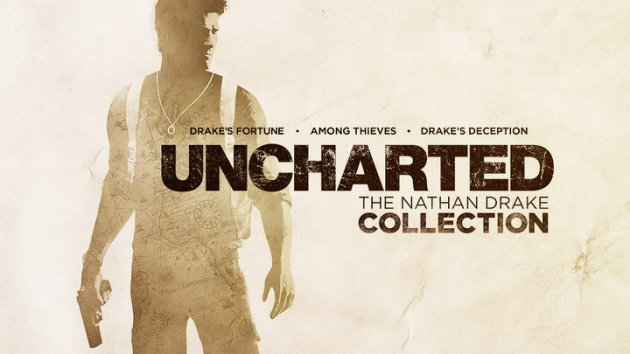 uncharted nathan drake collection logo